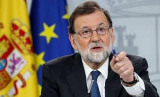 Oppositiepartijen dienen motie van wantrouwen in tegen Rajoy en Partido Popular in Spanje