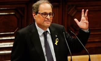 Nieuwe regiopremier Catalonië