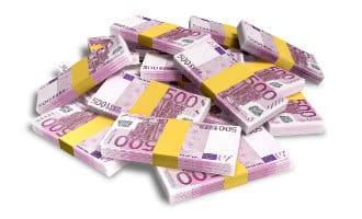 De 500-eurobiljetten verdwijnen langzaam uit het straatbeeld in Spanje