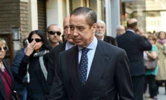 Eduardo Zaplana (PP) gearresteerd in Valencia