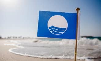 Spanje heeft 696 blauwe vlaggen in 2018