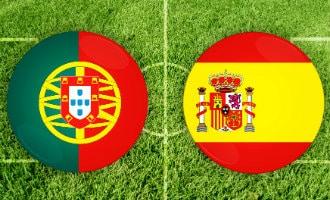 WK-2018: Spanje Vs. Portugal
