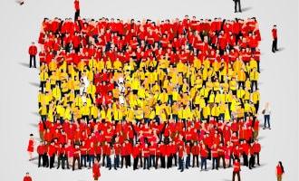 Spanje heeft opnieuw meer inwoners