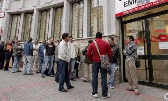 Aantal werklozen in mei gesdaald in Spanje