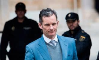 Zwager Koning Spanje de cel in
