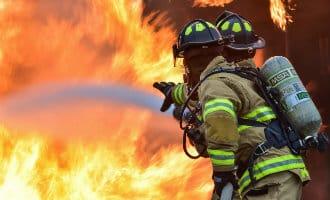Minder bosbranden in Spanje tot nu toe in 2018