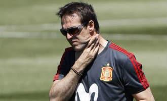 WK-2018: Bondscoach Spanje ontslagen