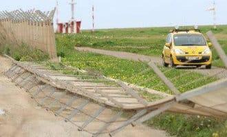 Loslopende hond zorgt voor problemen op landingsbaan vliegveld Ibiza