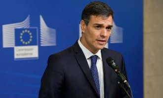 Het is lang geleden dat een Spaanse premier Engels sprak