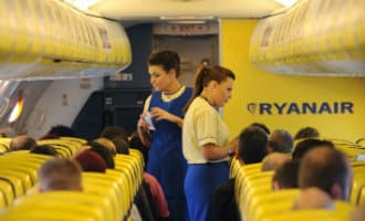 Ryanair wil geen alcoholverkoop meer op vliegvelden