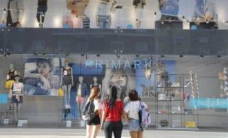 Eerste Primark winkel in Valencia centrum open