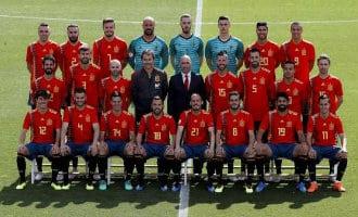 WK-2018: bonussen Spaanse spelers omhoog