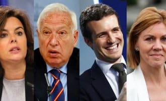 Wie wordt de opvolger van Rajoy bij de PP