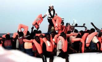 Nu al het dubbele van zee-migranten in Spanje met een totaal van 8.100 personen