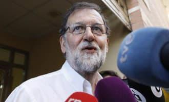 Rajoy weer aan het werk als onroerend-goed-registrator in Alicante