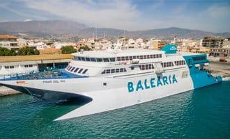Dagexcursie met supersnelle feria naar Ibiza of Formentera mogelijk vanuit Dénia