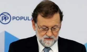 Voormalige minister-president Mariano Rajoy stopt met de politiek