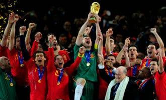 Het jaar dat Spanje in de finale Nederland overtrof en voor het eerst een WK won