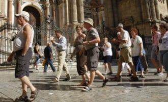 Toeristenbelasting in Málaga niet gewenst