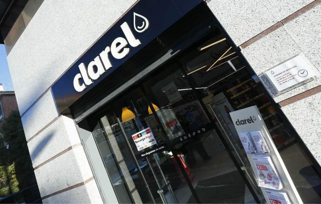 De min-of-meer drogisterijen van Clarel in Spanje