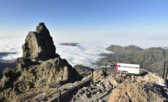 Hoogste punt van Gran Canaria is niet de Pico de las Nieves maar …