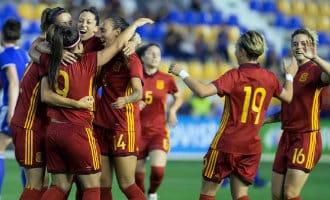 WK-2019: Spaanse vrouwenelftal naar Frankrijk