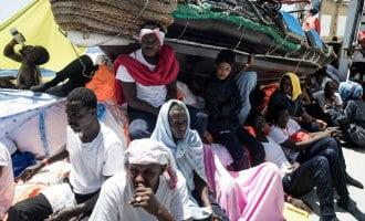 Barcelona wil gestrande vluchtelingen helpen