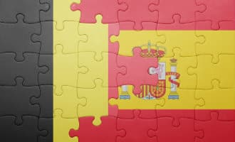 Gedetailleerde informatie over Belgische toeristen in Spanje (2018)