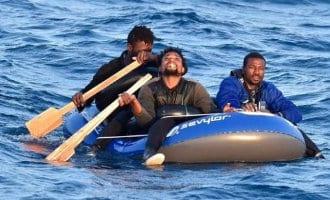 Bijna 1.000 migranten bij Andalusië onderschept