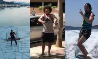 """Politie Spanje waarschuwt voor de gevaarlijke """"in my feelings challenge"""""""