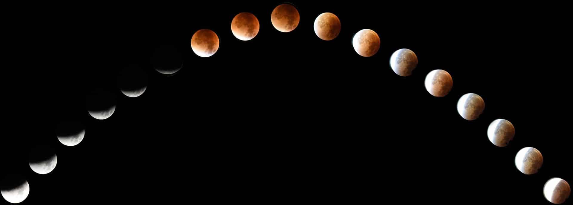 Heel Spanje klaar voor de totale maansverduistering op vrijdag 27 juli
