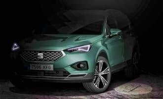 Nieuwe Seat Tarraco SUV in september gepresenteerd in Tarragona