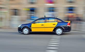 Taxichauffeurs Barcelona gaan op 25 en 26 juli staken