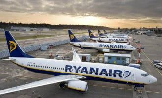 Duitse piloten Ryanair gaan waarschijnlijk staken