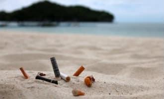 Eerste strand zonder sigaretten van Andalusië geopend in Motril