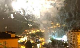 20 gewonden bij vuurwerkexplosie in Asturië