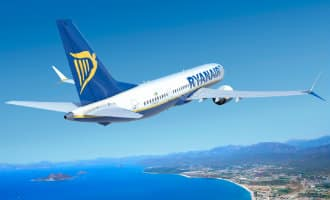 Ryanair dreigt Spanje te verlaten aldus syndicaten van het cabinepersoneel