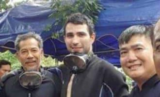 Spaanse duiker helpt met redding Thaise jongens uit grot
