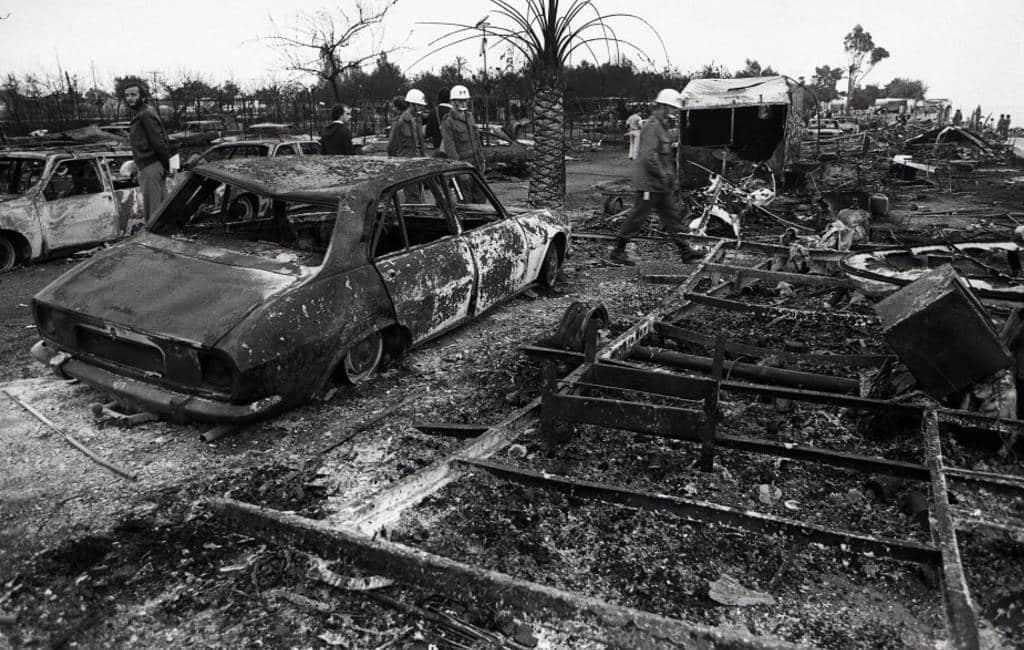 40 jaar na allesverwoestende campingbrand aan de Costa Dorada