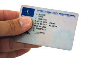 Aanpassing rijbewijs met puntensysteem in Spanje
