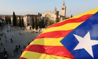 Catalaanse estelada vlaggen verboden bij officiële instellingen en plaatsen