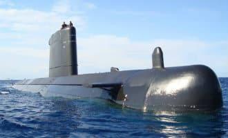 Nieuwe onderzeeërs Spaanse marine kunnen haven van Cartagena niet in