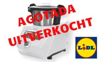 Keukenmachines Lidl uitverkocht in Spanje