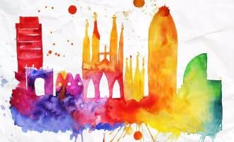 Een op de vier inwoners van Barcelona komt uit het buitenland