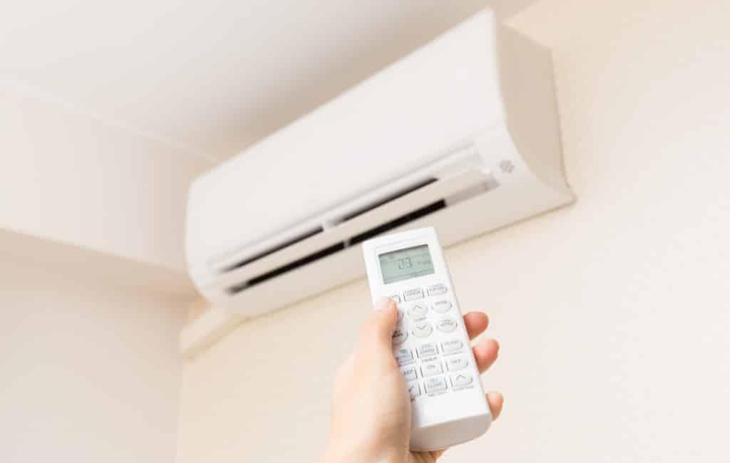 De gezondste temperatuur voor een airconditioning in Spanje