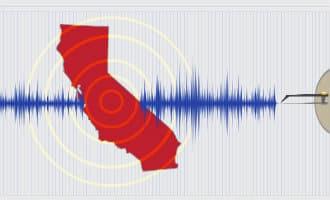 Drie aardbevingen bij Calpe aan de Costa Blanca