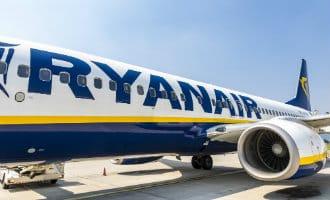 Opnieuw stakingen bij piloten van Ryanair