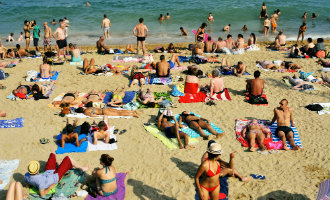 Meer Nederlanders en Belgen gedurende eerste halfjaar in Spanje op vakantie