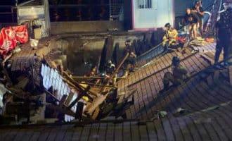 Tenminste 260 gewonden na instorten boulevard tijdens concert in Vigo