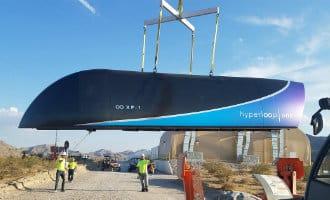 Virgin Hyperloop One krijgt testcentrum in Spanje